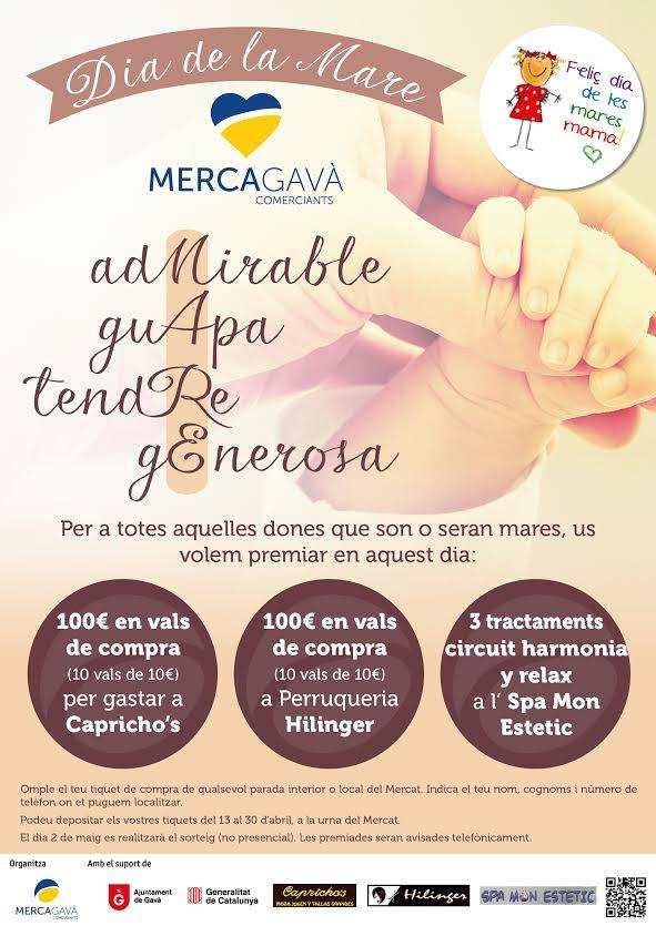 Dia de la mare a MercaGavà