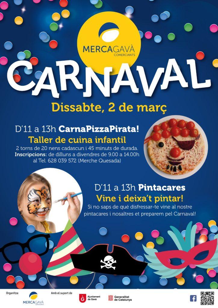 carnaval a Mercagavà