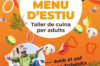 Taller de cuina per adults